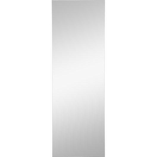 miroir non lumineux d coup rectangulaire x cm