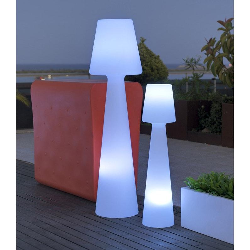 lampadaire ext rieur lola 110 cm 2 5 w 165 lm couleurs. Black Bedroom Furniture Sets. Home Design Ideas