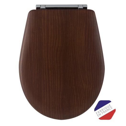 abattant frein de chute d clipsable bergen bois r ticul olfa woodclip leroy merlin. Black Bedroom Furniture Sets. Home Design Ideas