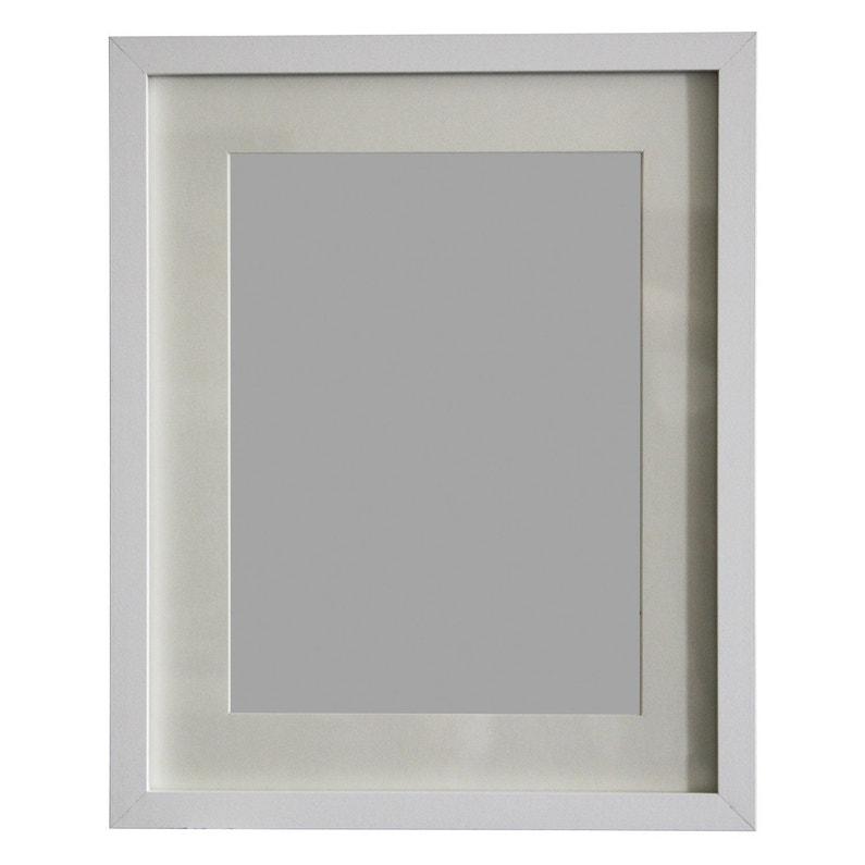 Cadre Lario 24 X 30 Cm Blanc Blanc N0