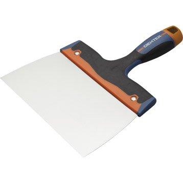 Couteau à enduire acier inoxydable 20 cm