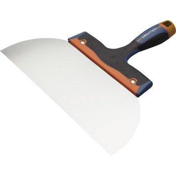 Couteau à enduire acier inoxydable 30 cm