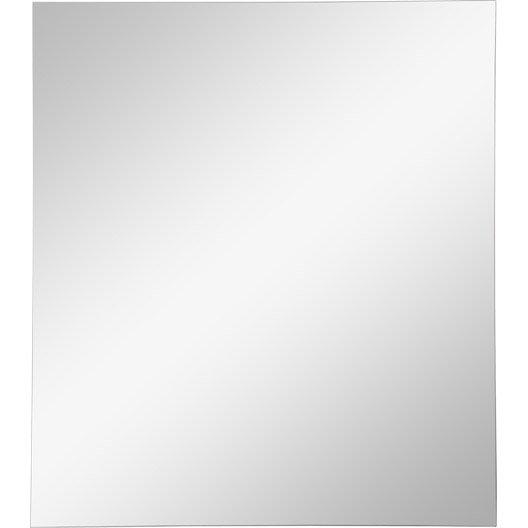 Miroir modulo composer sensea x cm leroy merlin for Miroir 100 x 80