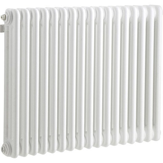 radiateur chauffage central tesi blanc cm 1030 w leroy merlin. Black Bedroom Furniture Sets. Home Design Ideas