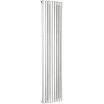 Radiateur chauffage central Tesi blanc, l.40.5 cm, 1520 W