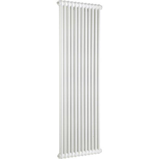 radiateur chauffage central tesi blanc cm 1491 w leroy merlin. Black Bedroom Furniture Sets. Home Design Ideas