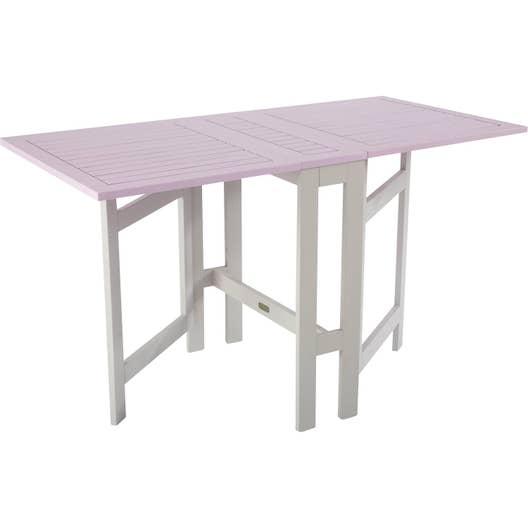 table de jardin city green burano rectangulaire orchidees. Black Bedroom Furniture Sets. Home Design Ideas