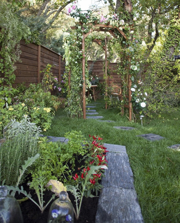 Le jardin bohème