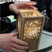 Atelier création : fabriquer une lampe en carton recyclé (3h)