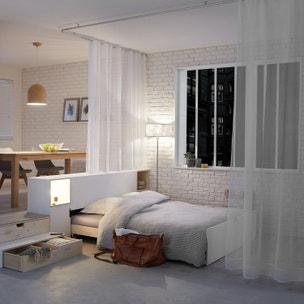 7 Idées Inspirantes Pour Aménager Une Chambre Damis Temporaire