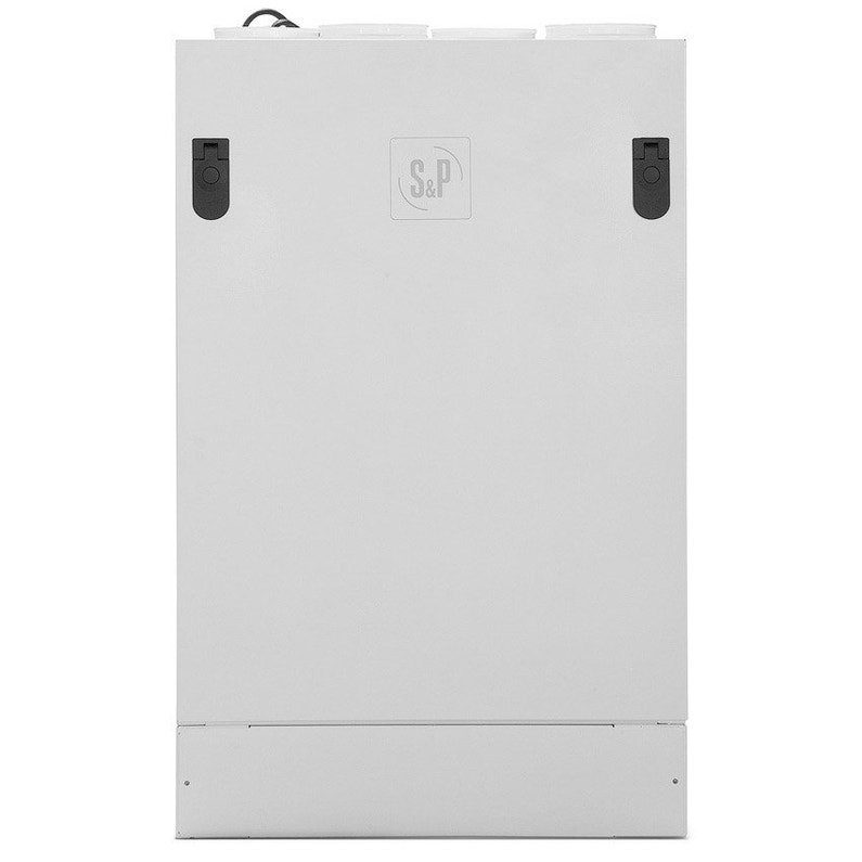 Incroyable Kit VMC double flux haut rendement S&P Ideo 450 filaire | Leroy Merlin YG-31