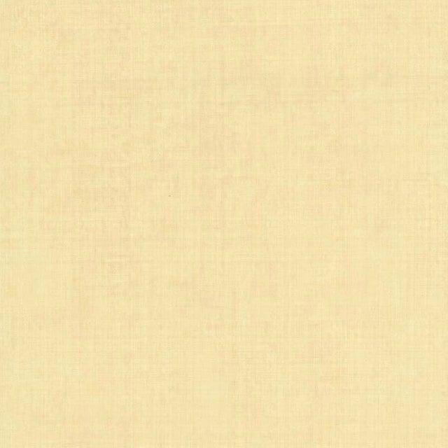 Papier Peint Vinyle Spirit Uni Feuille Jaune Clair