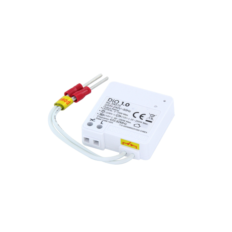Connecté Merlin Fil Interrupteur DioLeroy Sans 8nOkPw0