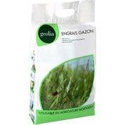 Engrais naturel gazon GEOLIA 5kg, 100 m²