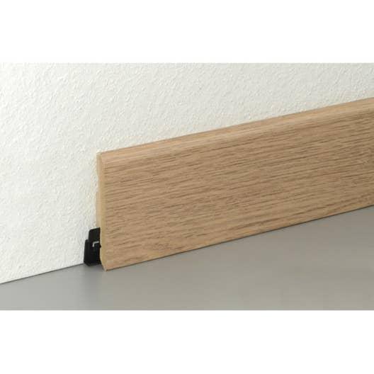 plinthe sol stratifi d cor n 30 cm x x mm leroy merlin. Black Bedroom Furniture Sets. Home Design Ideas