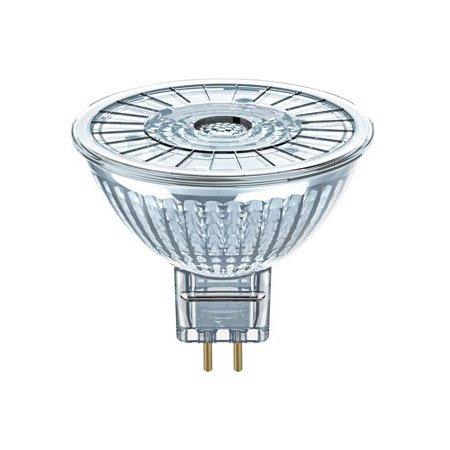 Audacieuse Ampoule led réflecteur GU5.3 350 Lm = 35 W blanc neutre, OSRAM TK-43