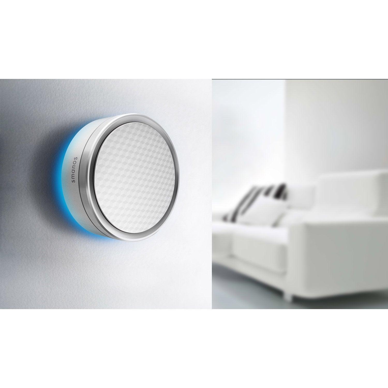Incroyable Alarme Maison Sans Fil Connectée Et Compatible Animaux K1 SMANOS