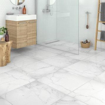 Carrelage Intérieur Sol Et Mural Au Meilleur Prix Leroy Merlin - Carrelage imitation marbre