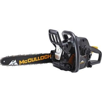 Tronçonneuse à essence MC CULLOCH Cs330 33 cm³ 1200 W, coupe de 35 cm