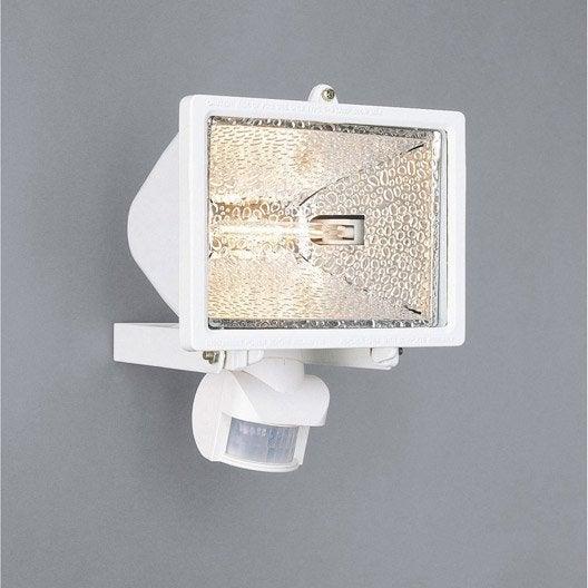 projecteur à fixer à détection extérieur tanko r7s, 118 mm 400 w