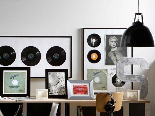 stickers cadre affiche et miroir leroy merlin. Black Bedroom Furniture Sets. Home Design Ideas