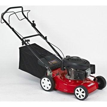 Tondeuse thermique RACING RAC4640PL, 135cm3 46cm de coupe