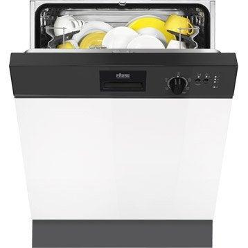 Lave vaisselle encastrable leroy merlin - Lave vaisselle faure ...