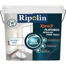 Ripolin leroy merlin for Peindre plafond sans trace