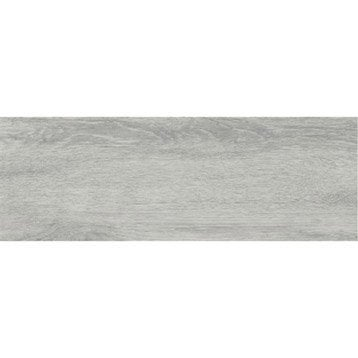 Lot de 4 plinthes Acadie gris, l.8 x L.50 cm