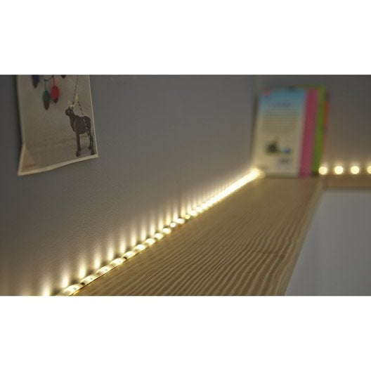 ruban led flexled led int gr e blanc 3000k 290 lumens. Black Bedroom Furniture Sets. Home Design Ideas