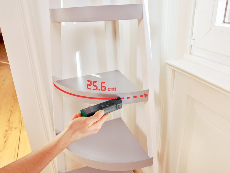Télémètre Laser Bosch Zamo Set 20 M
