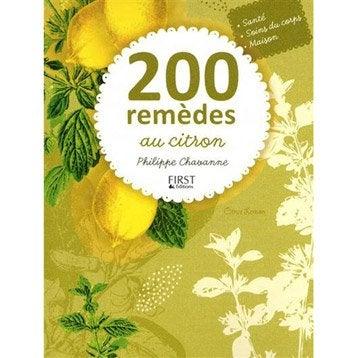 200 remèdes au citron, First