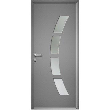 Porte d 39 entr e porte d 39 entr e sur mesure leroy merlin - Porte d entree 200 x 90 ...