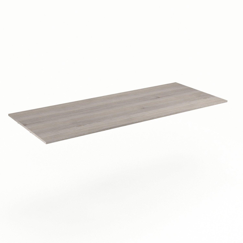 plan d couper neo line panneau de particules 120 cm leroy merlin. Black Bedroom Furniture Sets. Home Design Ideas