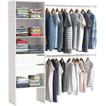 Kit Dressing Amenagement Placard Penderie Et Dressing Au Meilleur