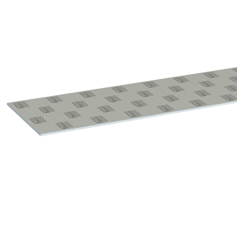 panneau pr t carreler cm x cm lux elements p 12 mm leroy merlin. Black Bedroom Furniture Sets. Home Design Ideas