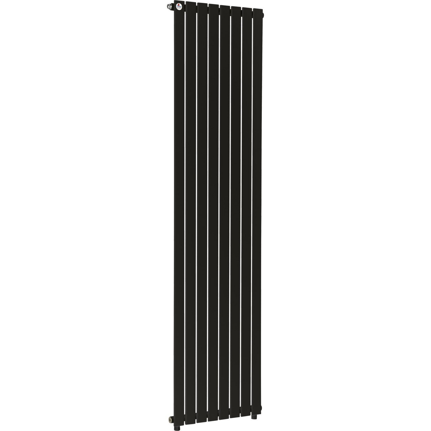radiateur chauffage central piano noir cm 1099 w leroy merlin. Black Bedroom Furniture Sets. Home Design Ideas