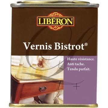 Vernis meuble et objets Bistrot LIBERON, 0.25 l, incolore