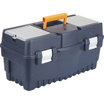 Boîte à outils DEXTER, L.54.5 cm