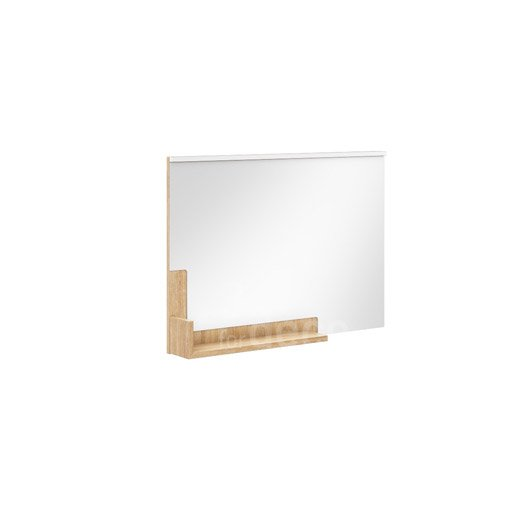 Miroir lumineux de salle de bains miroir de salle de for Miroir seducta 90 cm