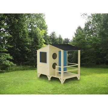 Maisonnette bois Plage , 2.26 m²