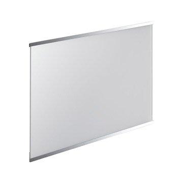 Fond de hotte verre Galaxy blanc H.70 cm x L.60 cm