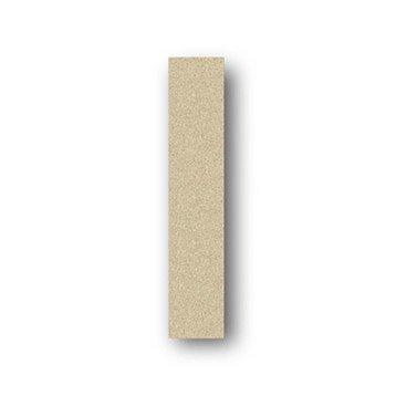 Lettre bois Majuscule i 6 cm x 6 cm