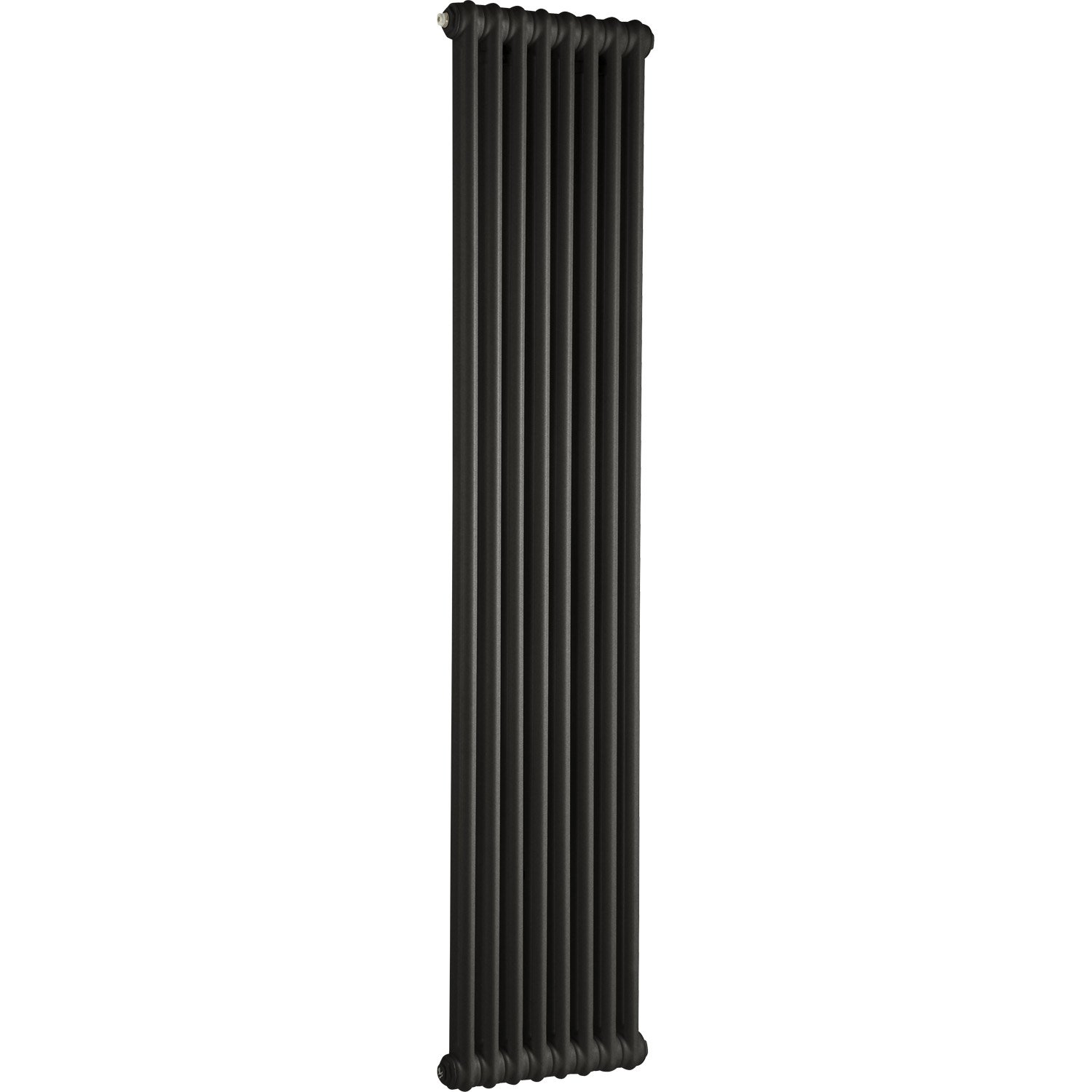 radiateur chauffage central tesi noir cm 994 w leroy merlin. Black Bedroom Furniture Sets. Home Design Ideas