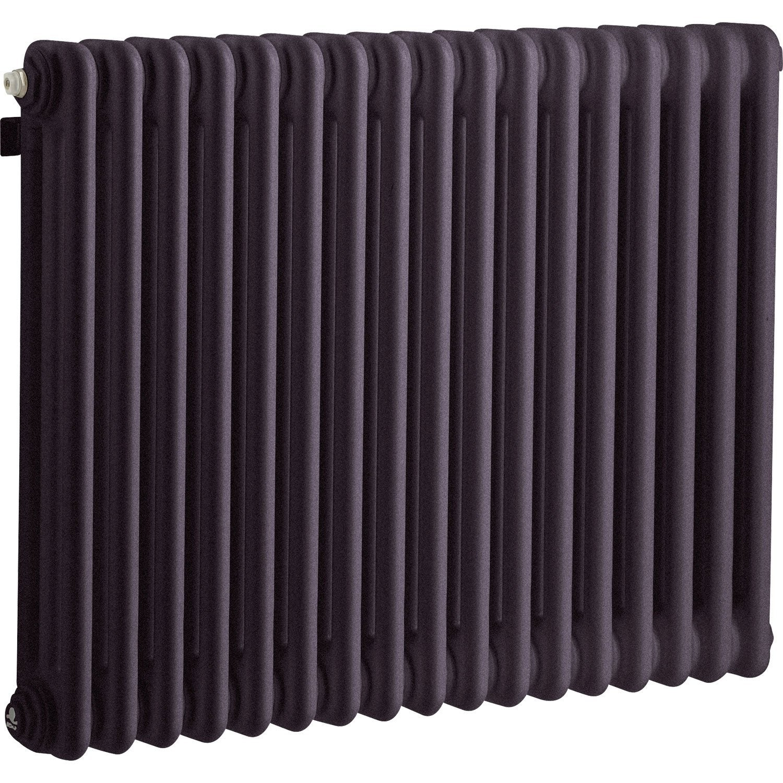 radiateur chauffage central tesi bleu cm 1030 w leroy merlin. Black Bedroom Furniture Sets. Home Design Ideas