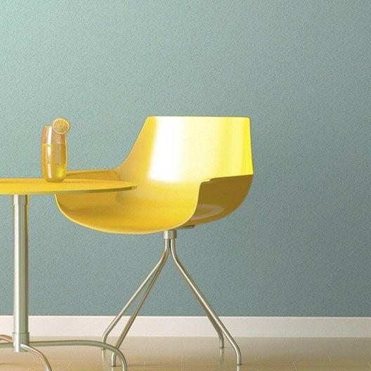 papier peint papier cr pi bleu leroy merlin. Black Bedroom Furniture Sets. Home Design Ideas