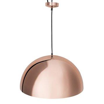 Suspension Design Anzu métal cuivre 1 x 60 W INSPIRE