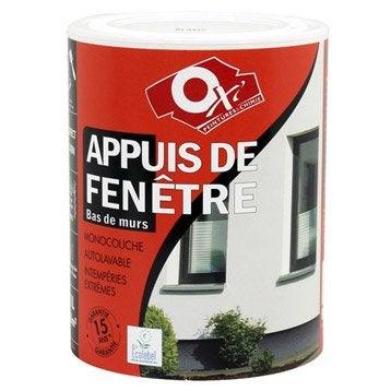 Peinture appui de fenêtre OXYTOL, blanc, 1 l