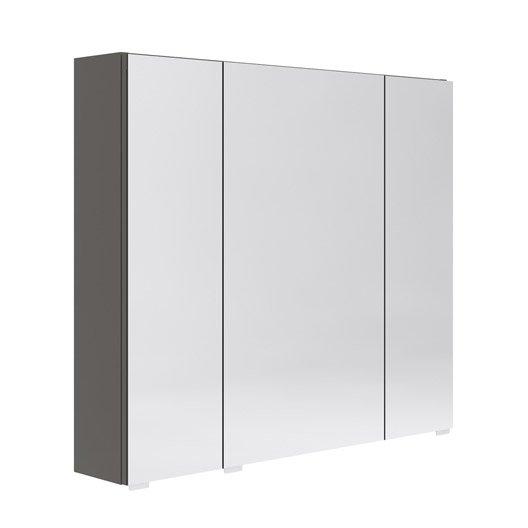 Armoire de toilette armoire salle de bains au meilleur for Armoire salle de bain leroy merlin