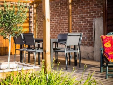 vos plus belles r alisations de terrasses leroy merlin. Black Bedroom Furniture Sets. Home Design Ideas